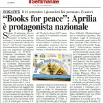 Books for Peace 2017 su IL CAFFE'