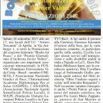 Books for Peace 2017 su IL PONTINO