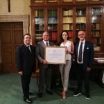 Gessica Notaro con Books for Peace 2018