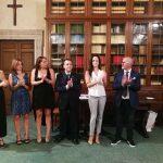 CERIMONIA PREMIAZIONI 2018: J Valdez, Books for Peace, Letteratura Sportiva