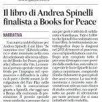 The Books for Peace in Friuli Venezia Giulia press