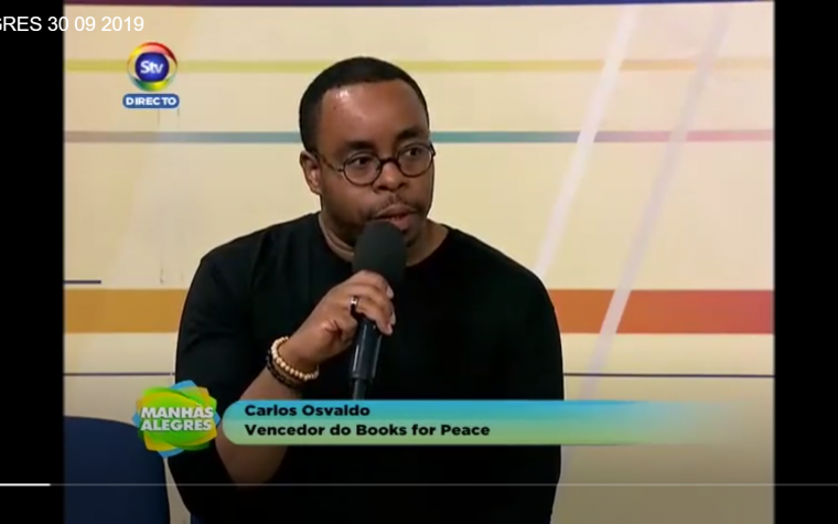 Books for Peace on Mozambico Tv