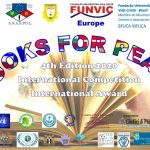 BOOKS FOR PEACE AWARD 2020 LOGO