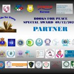 BOOKS FOR PEACE: AN AWARD WITH IMPORTANT INTERNATIONAL RECOGNITIONS & COLLABORATIONS