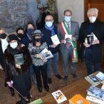 I libri del Books for Peace alla biblioteca di Anguillara Sabazia (RM)