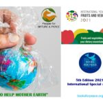 """L'Associazione dell'U.K. """"PEOPLE FOR NATURE AND PEACE"""" aderisce al Books for Peace 2021"""