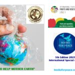 The Earth Federation World Parliament con Books for Peace 2021