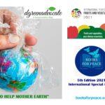 DGREENADVOCATE CON BOOKS FOR PEACE 2021