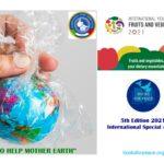 FEDERAZIONE SPORT SORDI ITALIA WITH THE BOOKS FOR PEACE