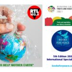 RTL 102,5 with Books for Peace 2021