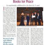La cultura enogastronomica ed il Books for Peace
