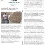 Books for Peace 2021 – rassegna stampa – La Stampa