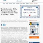 Books for Peace su San Remo News e su Il Dubbio